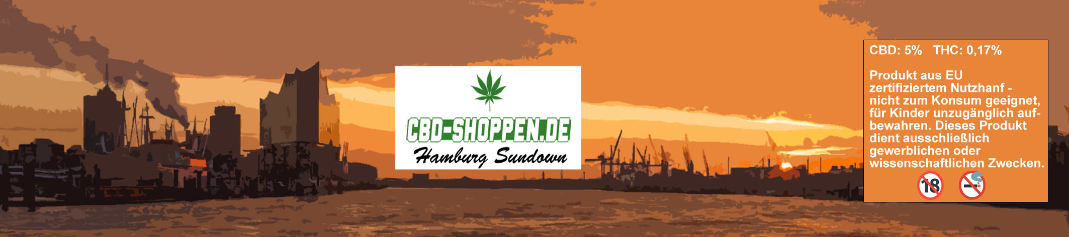 Hamburg Sundown CBD